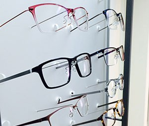Oliver Peoples framed glasses